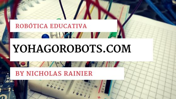 Yohagorots.com, Robótica Educativa 1